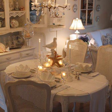 Die besten 25+ Shabby chic dining chairs Ideen auf Pinterest - wohnzimmer romantisch einrichten