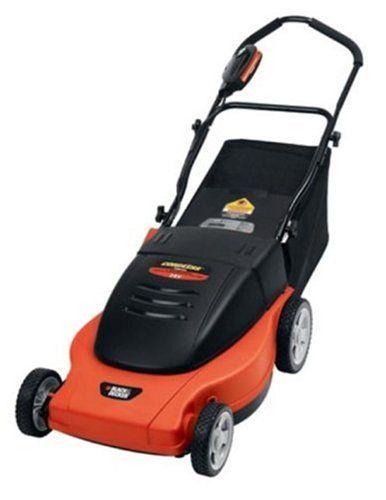 Black & Decker CMM1200 19-Inch 24-Volt Cordless Electric Mulching Lawn Mower (Discontinued by Manufacturer)