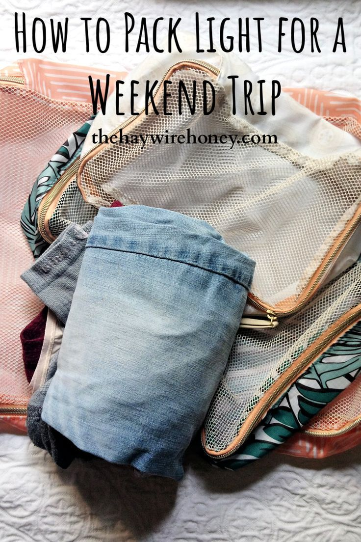 Packing tips for vacation that will help you keep your bag