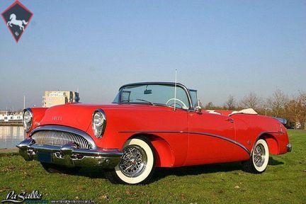 Buick Skylark 1954