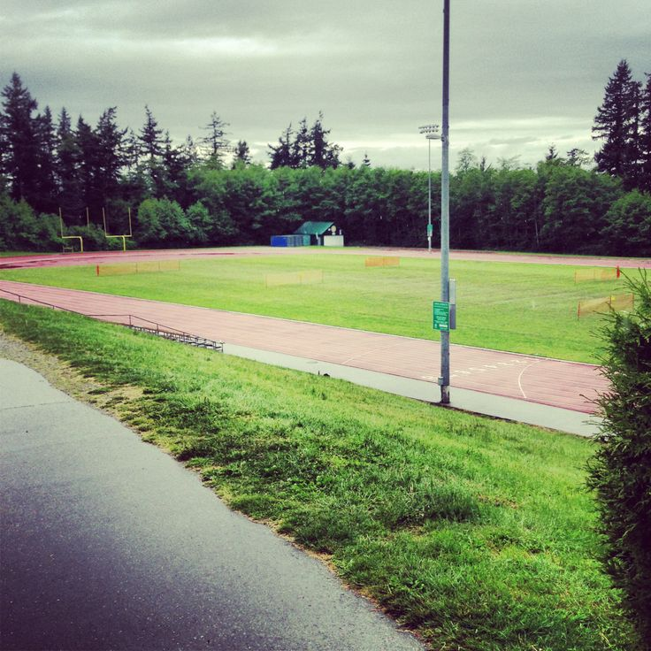 South Surrey Athletic Track