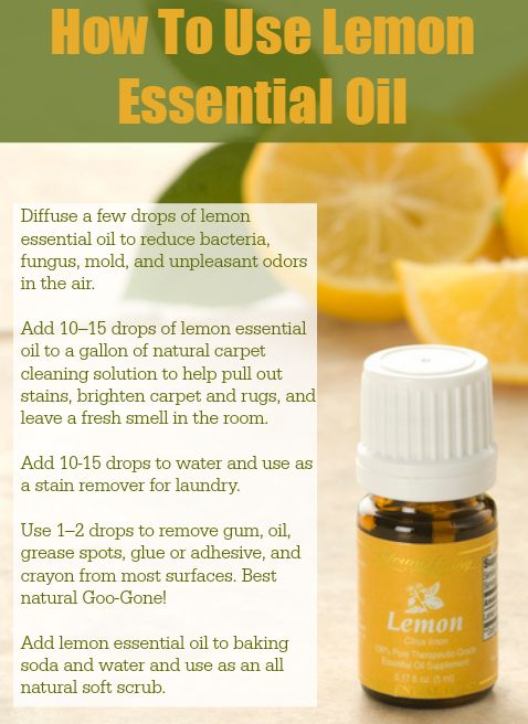 Lemon essential oils is one of the most versatile essential oils! Learn how to use lemon essential oil on a daily basis!