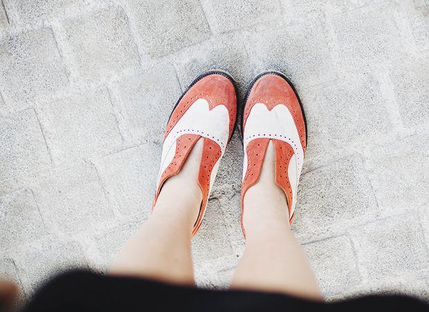 Licia Florio flatsFashion I D, Fashion Turn, Style, Clothing, Beautiful Brogues, Shoes 3, Carrie Wishwishwish, Shoes Shoes, Shoese 3