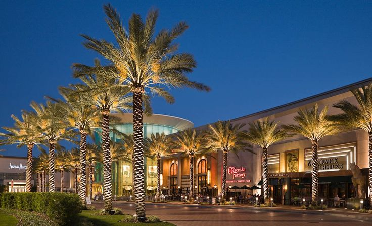 Mall at Milenia, shopping center de Orlando