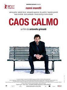Quiet Chaos/ Caos calmo, Sandro Veronesi., 2008