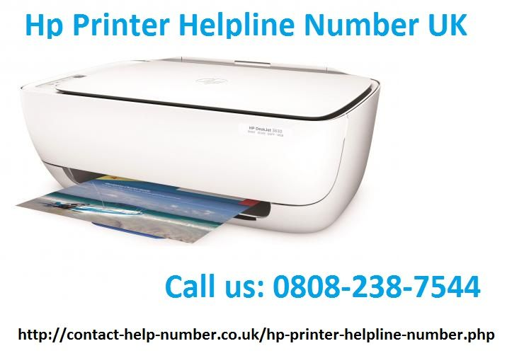 Produce professional looking documents with the help of HP Printers. It allows better image and text quality for office or home requirements. Yet, some issues related to it trouble some of its users. Call at Hp Printer Contact Number UK 0808-238-7544 for comfortable and hand to hand resolution.