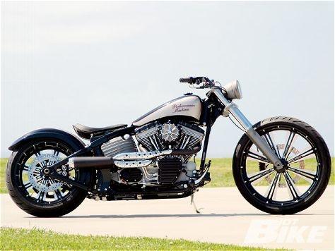 2008 Harley Davidson Rocker Custom - the only kind of Harley I like