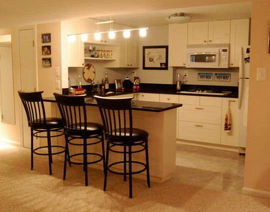 72 best small kitchen decorating ideas images on pinterest for Windowless kitchen ideas