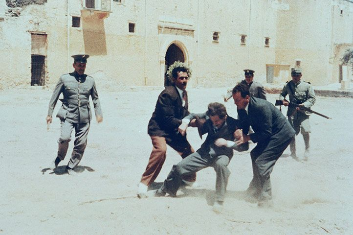 Theo Angelopoulos: his best films – in pictures