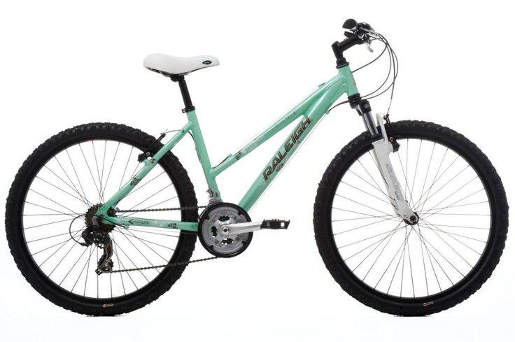 Mint Raleigh Freeride AT10 ladies mountain bike | eBay UK