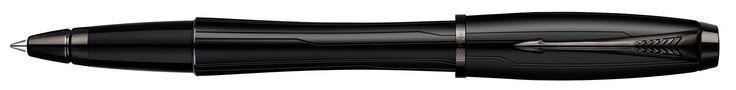 Parker Urban Premium Matte Black Rollerball Pen