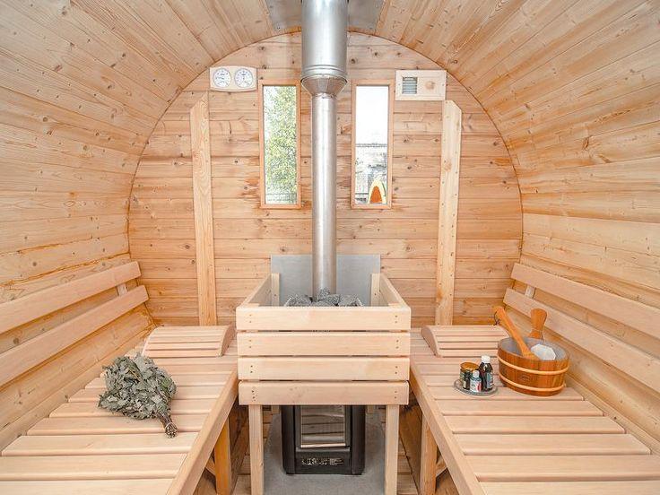 les 25 meilleures id es de la cat gorie poele sauna sur. Black Bedroom Furniture Sets. Home Design Ideas