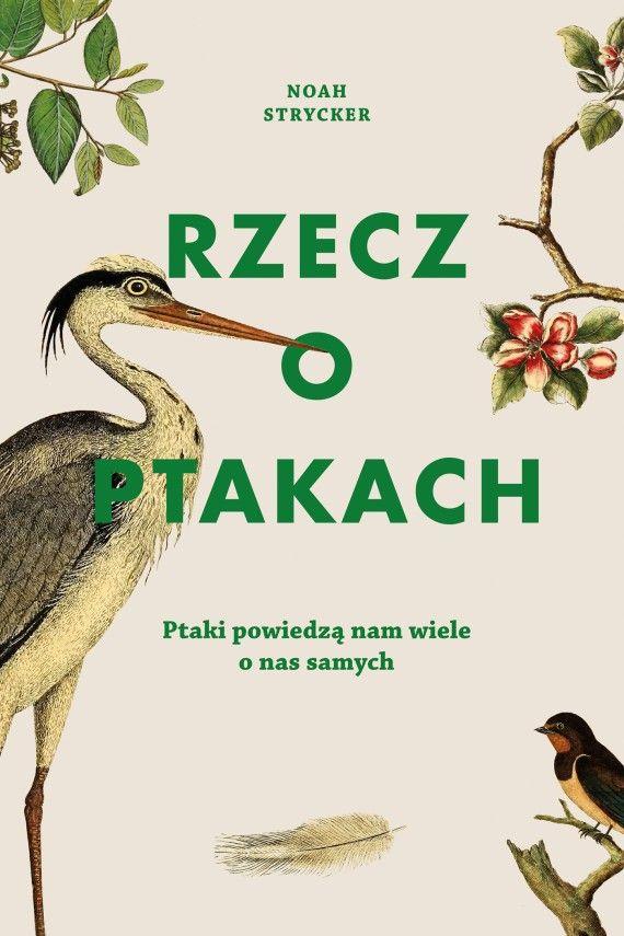 Rzecz o ptakach (ebook) –Noah Strycker, Michał Radziszewski