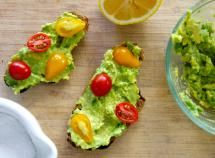 4 Easy Recipes To Teach Your Kids Before They Turn 12: Avocado Toast
