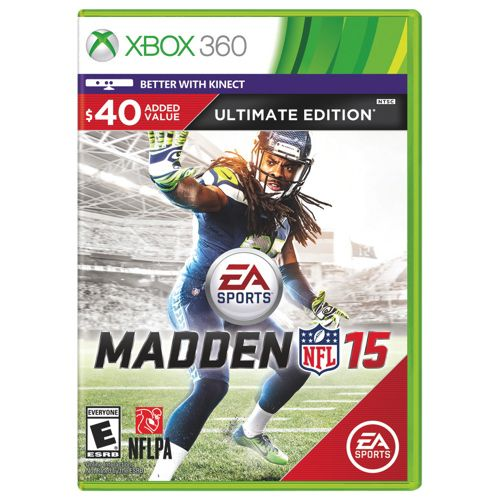 Madden 15 Ultimate Edition (Xbox 360) for Shawn got it birthday 2014