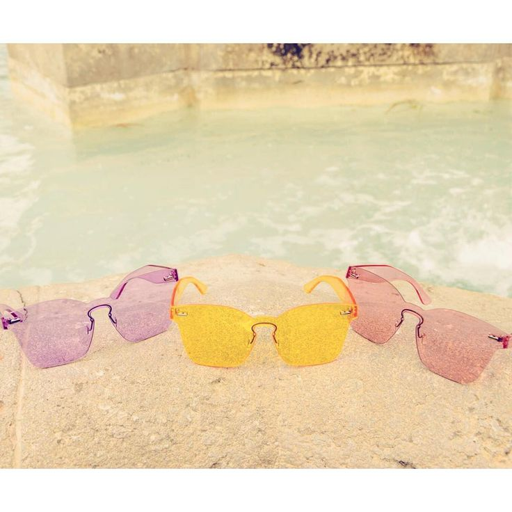 Colourful summer.  90's rave party inspired colourful eyewear collection in stores and online.  #szputnyik #szputnyikshop #budapest #sunglasses