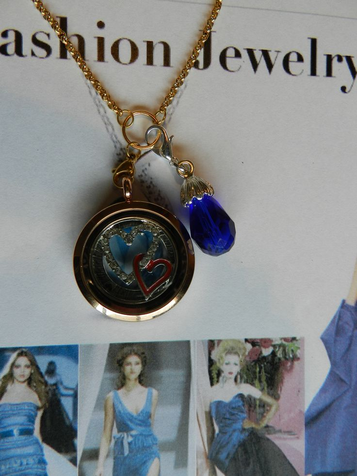 Floating charm locket by Kaynors Calgary, Canada.  Custom design floating charm locket,  Keep your heart in the locket and tell your story. Explore our beautiful selection of charm lockets. Click the link: http://www.kaynors.com/?page_id=422
