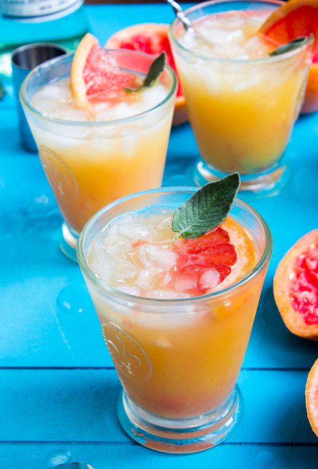 Pineapple Hemingway Daiquiri | 23 Rum Drinks That Will Make You Believe Summer Is Coming