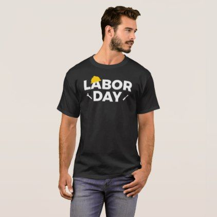 Labor Day 02-01 Gift tee - labor day holiday patriot usa gift idea
