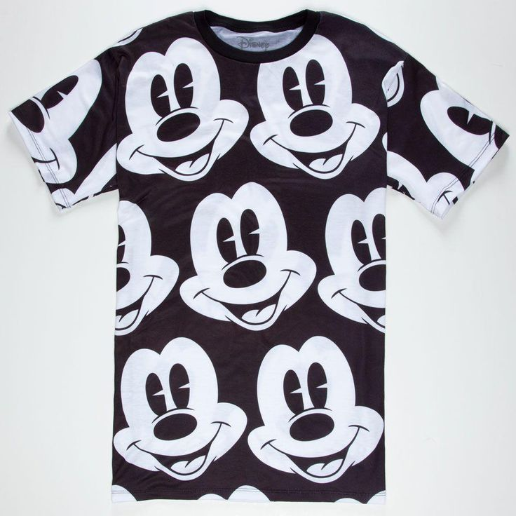neff disney collection mickey mouse mens tshirt l