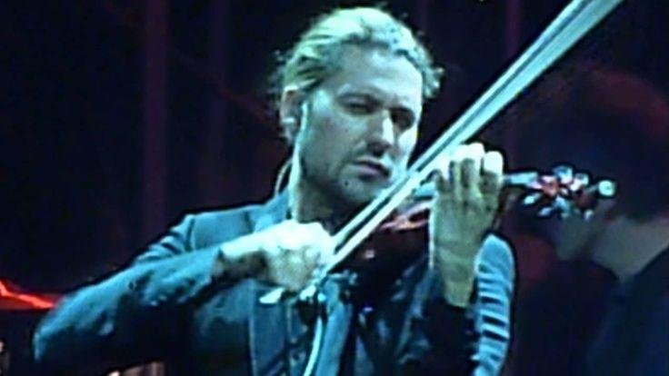 2014-10-25 David Garrett, Köln - Well Dressed Guitar - YouTube