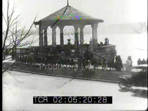 old footage new york