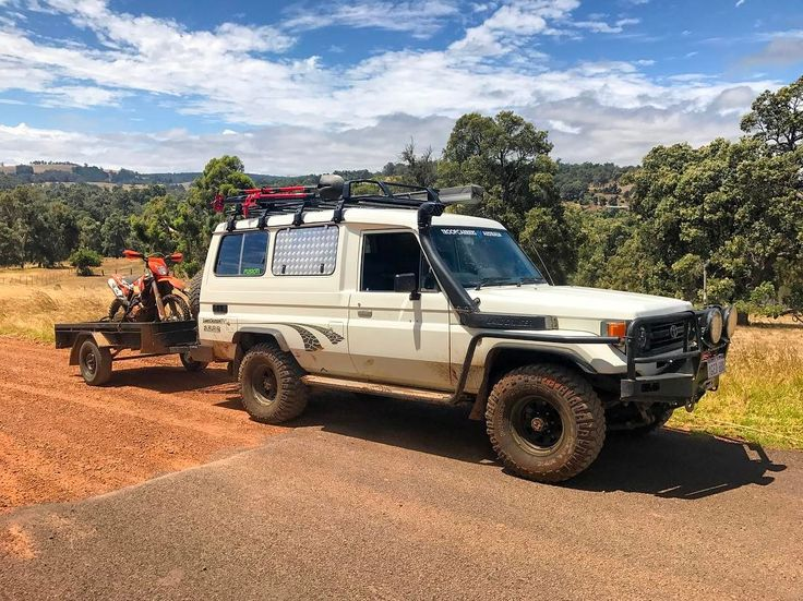 troopy of the day setup