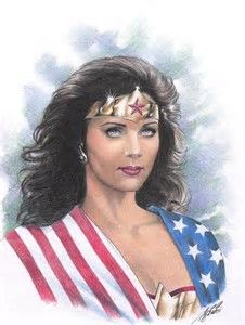 Lynda Carter Wonder Woman