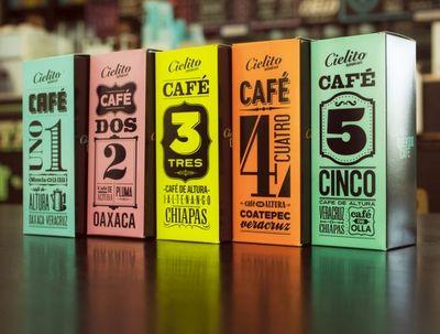 Coffee Packaging - Cielito packaging