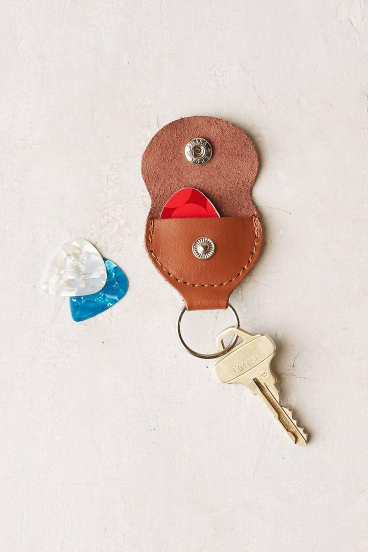 Guitar pick holder keychain guitar pick holders pick