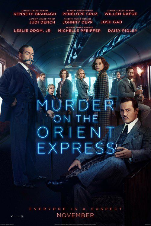 Watch Murder on the Orient Express 2017 Full Movie Online Free
