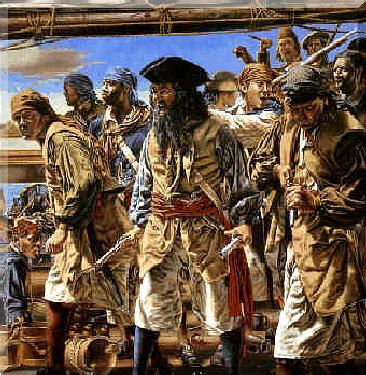 Image detail for -the pirates code of conduct varied a little from ship