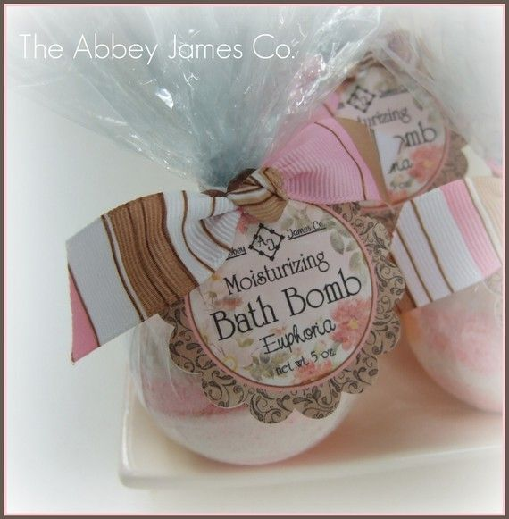 Bath Bombs Bath And Packaging On Pinterest