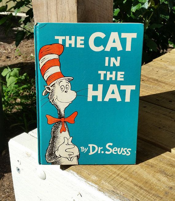 The Cat In The Hat Dr. Seuss First by OnceAgainAndForever