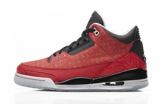 air jordan iii doernbecher 2013 release info 1 Air Jordan III Doernbecher   2013 Release Info
