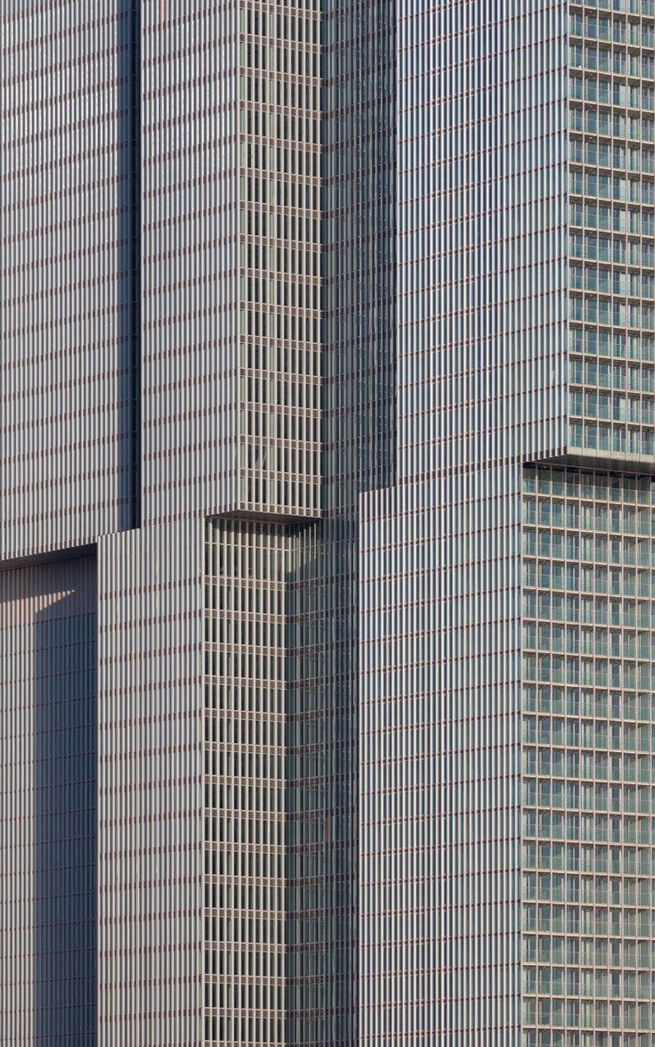 Rem koolhaas villa dall ava paris france 1991 atlas of - Gallery Of De Rotterdam Oma 5 Architecture Boardmodern Architecturerem Koolhaasmixed