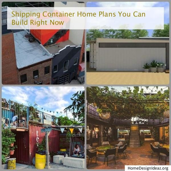 36 Amazing Container Home Designs Container House Design Container House Plans Container House