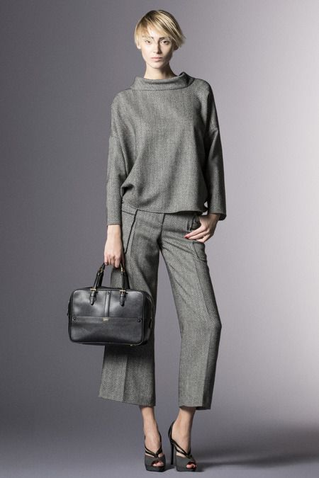 Giorgio Armani | Pre-Fall 2014 Collection | Style.com