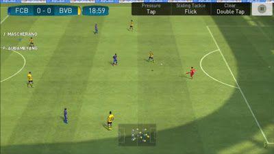 PES 2017 Apk Update Pro Evolution Soccer 17 1.1.1