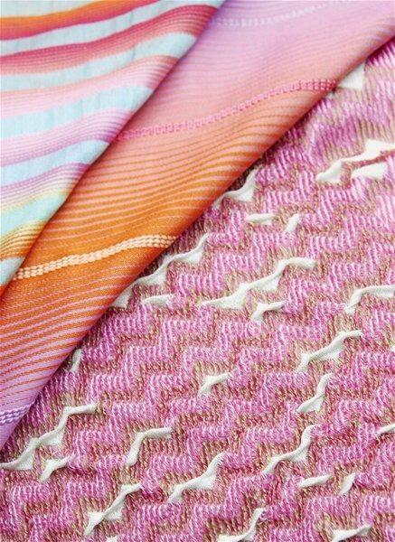 Material Design Textile Weave Forward Razzmatazz Royal