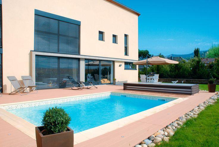 Abri piscine plat amovible (avec images) Abri piscine