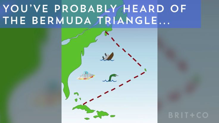 Mystery of Bermuda Triangle Solved – Facts Analysis
