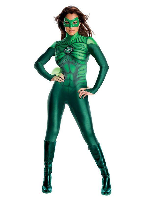 Sexy Green Lantern - Adult Costume