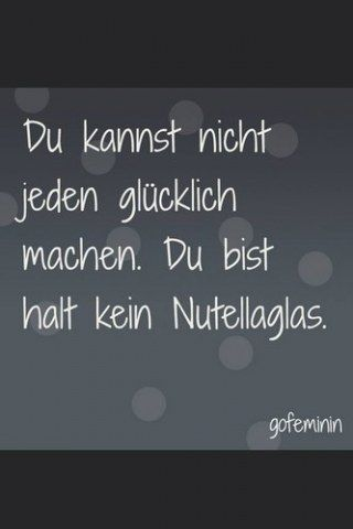 spruch des tages witzige weisheiten f r jeden tag humor and nutella. Black Bedroom Furniture Sets. Home Design Ideas