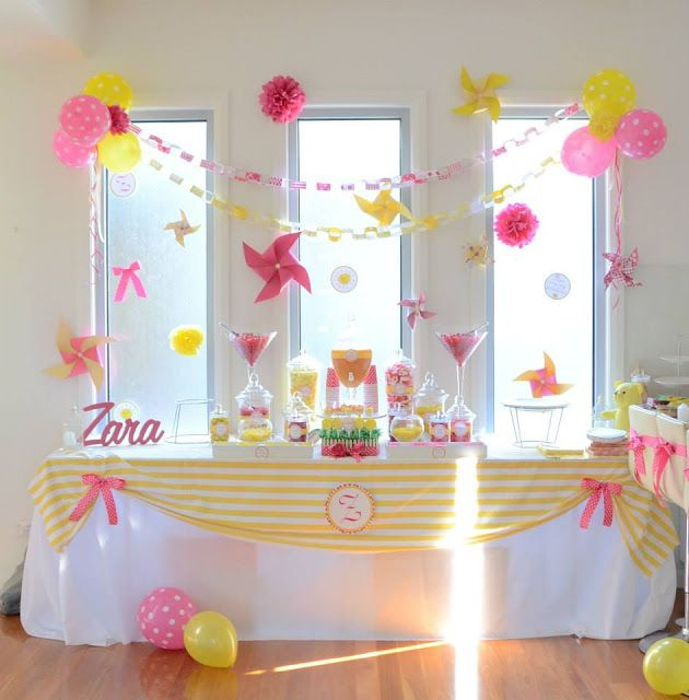 Little Big Company | The Blog: You Are My Sunshine Party by Little Party People