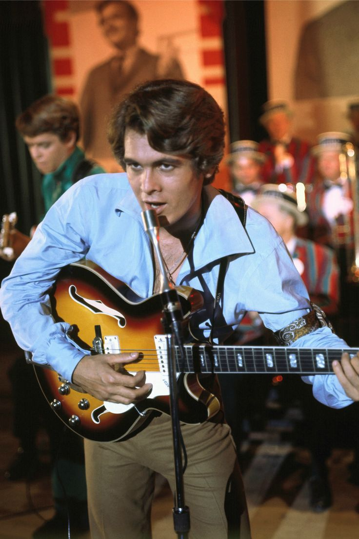 """Christopher Jones as Max Frost in 1968's cult classic, """"Wild in the Streets""""."""