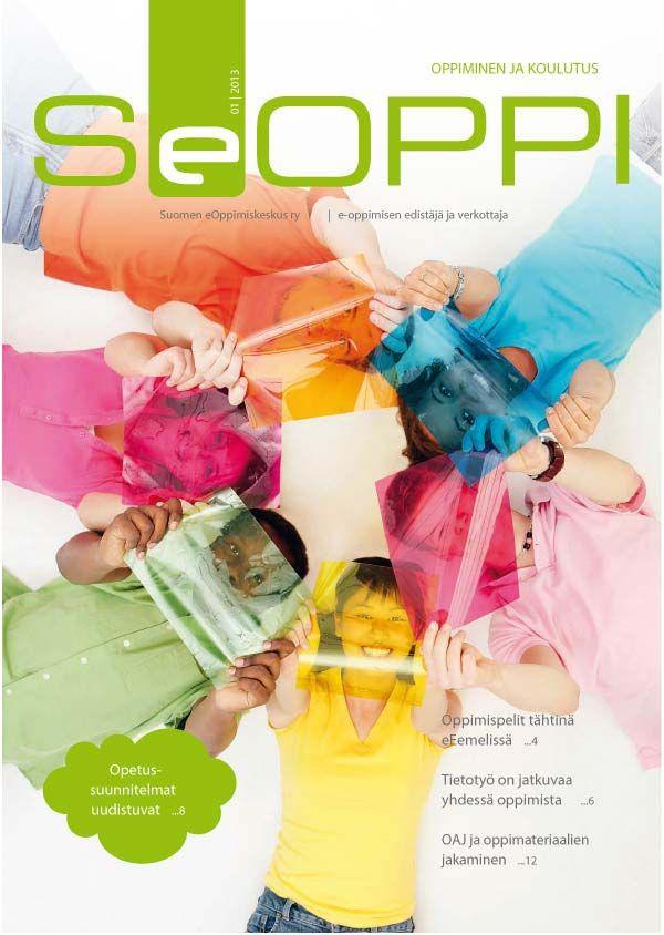 SeOppi-lehti ilmestyy syksyllä sekä suomeksi että englanniksi - tarkemmat mediatiedot julkaistaan pian!