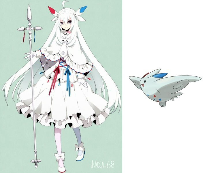 Anime Characters As Pokemon : If pokemon characters were anime