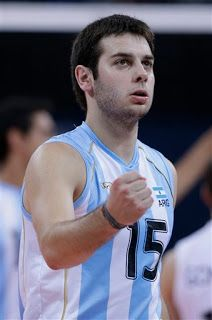 Famous Volleyball Players - Luciano De Cecco