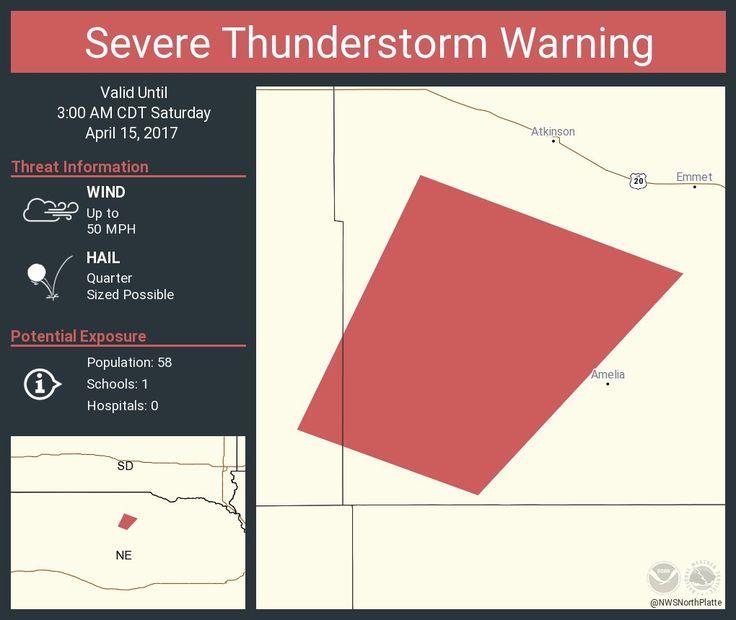 NWSSevereTstorm: Severe Thunderstorm Warning continues for Holt County, NE until 3:00 AM CDT pic.twitter.com/BMei4reyua - https://blog.clairepeetz.com/nwsseveretstorm-severe-thunderstorm-warning-continues-for-holt-county-ne-until-300-am-cdt-pic-twitter-combmei4reyua/